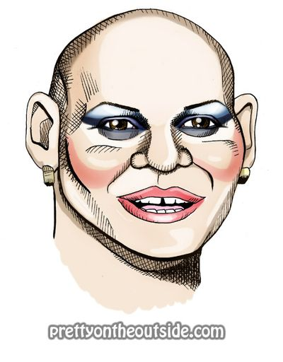 Nina Flowers in color