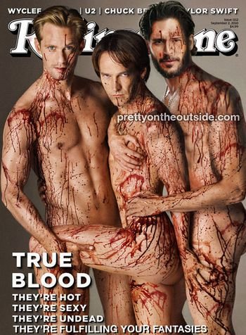 The True Rolling Stone cover