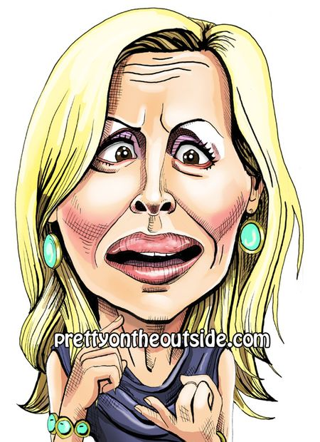 Camille grammer ranting