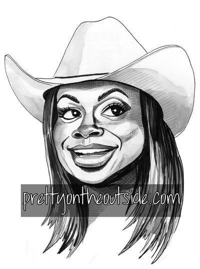 Kandi Cowgirl