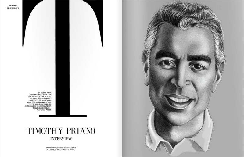 Timothy Priano Interview