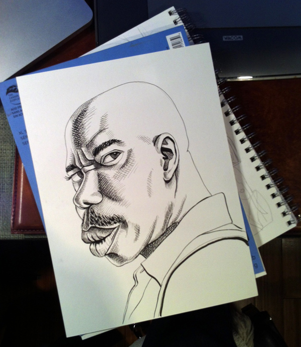 Doakes drawn