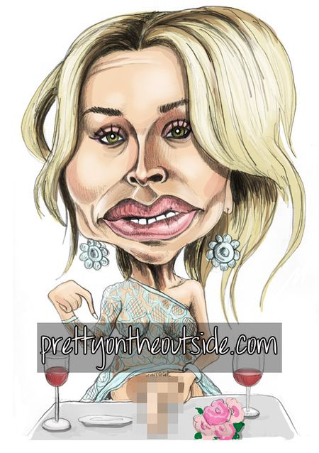 Faye Resnick post