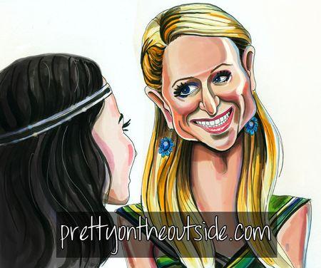 Paris Hilton and Kyle