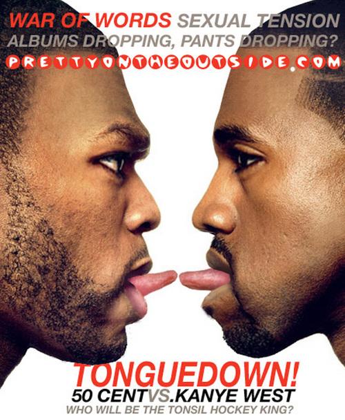 Tonguedown